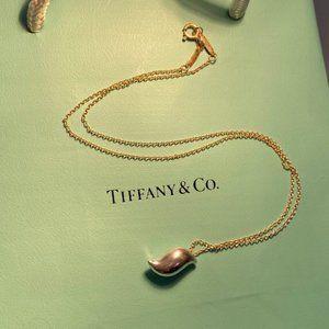 Tiffany & Co Sterling Silver Elsa Peretti Teardrop